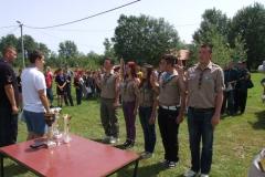 Bjeljina Memorijal Risto Sekulic 2013, II mjesto