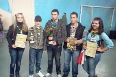 Mostarski susreti 2012, I mjesto