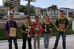 Mostarski susreti 2013, I mjesto