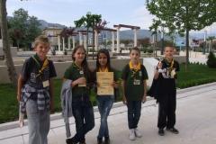Mostarski susreti 2013, poletarci III mjesto