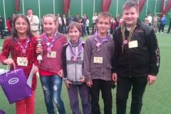 Mostarski susreti 2014, poletarci II mjesto